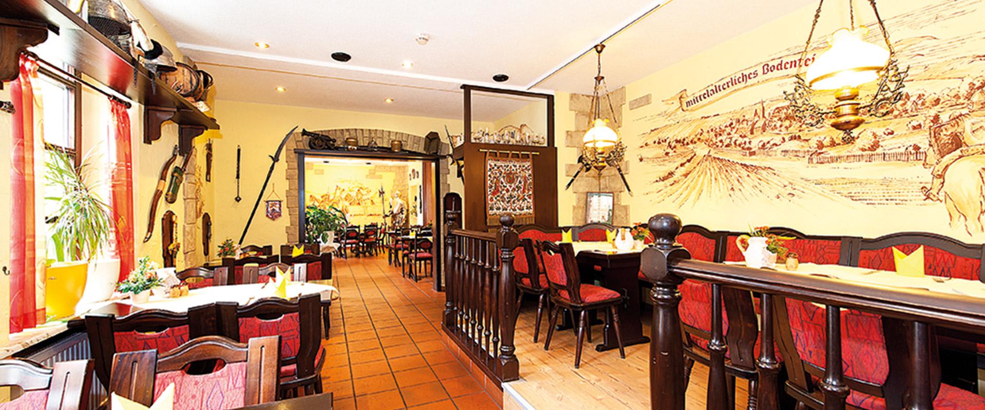 Hotel - Hotel & Restaurant - Zum alten Ritter
